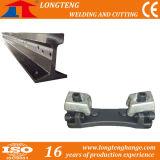 trilho de guia 50kg/trilho de aço para o trilho de Messer da máquina do pórtico do CNC