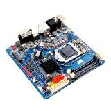 Scheda madre da tavolino del calcolatore industriale del ventilatore di LGA1155 Intel con WiFi e 3G di supporto