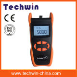 Contador óptico óptico del contador de potencia de Techwin nuevo Tw3208ea