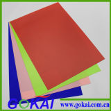 PVC ecologico Rigid Sheet per Food Bags