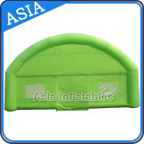 Großes Green Inflatable Tennis Tent für Outdoor Tent für Sale China