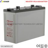 Bateria do AGM da bateria acidificada ao chumbo do fornecedor 2V800ah para a potência solar