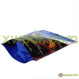 Levantarse la bolsa con el rasgón Norch para el embalaje
