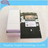 Bandeja de tarjeta elegante del PVC del diseño simple para la impresora de Epson L800