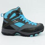 Неподдельная кожа Hiking ботинки для людей