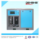 Compressor conduzido direto do parafuso da freqüência variável da fábrica do ISO
