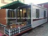 Alta qualità che piega Camera mobile/villa prefabbricate/prefabbricate per l'attrazione turistica