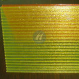 Glittery Hollow Polycarbonate PC for Sheet Decoration