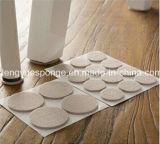 Garniture adhésive de pied de protecteur d'étage de garniture d'EVA de meubles de Tableau