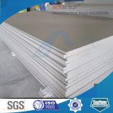 O papel enfrentou a placa de gipsita à prova de fogo resistente regular da umidade do emplastro