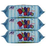 100 Wipes младенца PCS мягких освежая Moisturizing влажных