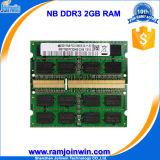 Geteste Cl9 SODIMM 1333MHz 2GB DDR3 RAM Memory