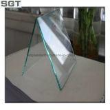 vidrio de flotador del claro del vidrio Tempered de 2mm-10m m para la decoración