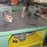 Bramido auto del extractor que hace la planta de la máquina y de fabricación