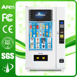 17 polegadas Screen Coffee Vending Machine para Hot e Cold Drinks
