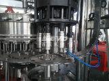 ペットびんによって炭酸塩化される飲み物のびん詰めにする充填機械類
