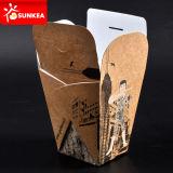 カスタムブランドによってBento印刷される使い捨て可能なペーパーボックス
