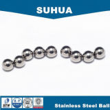 3.969mm attraverso le sfere dell'acciaio inossidabile di durezza da vendere