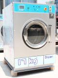 De Drogere Machine van het Gas van de Wasserij van het muntstuk