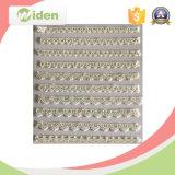 Дешевый оптовый Scalloped декоративный шнурок утески вязания крючком хлопка для платья