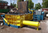 Hohe Kapazitäts-Altmetall-Ballenpresse