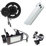 E-Bicicleta do medidor do LCD da bateria do frame 700c para a senhora