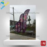 Gute Qualitätsdrucken-kundenspezifische im Freien Strand-Markierungsfahnen-Fahnen und Zeichen