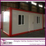 Подгонянная высоким качеством дом контейнера Flatpack модульная для общая спальня