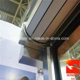Deur van de Legering van het aluminium de Snelle spiraalvormige (HF-R003)
