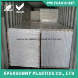 Hoja/tarjeta ULTRAVIOLETA de la espuma del PVC de la impresión