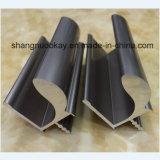 Profilo di alluminio della manopola dell'armadio da cucina