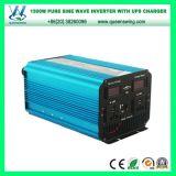 инвертор волны синуса 1500W Ture чисто солнечный с заряжателем UPS (QW-PJ1500UPS)