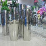 ショッピングモールの屋内装飾的な植木鉢304のステンレス鋼材料