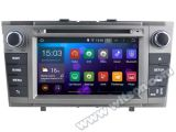 Witson Android 4.4 System Car DVD para Toyota Avensis 2008-2013 (A6585)