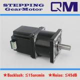 1:5 del cociente del motor del engranaje con el motor de pasos de NEMA23 L=54mm