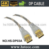 Cable 50FT 18 Gbps de metal con cerradura Dp