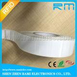 860-960MHz外国H3チップ9654受動UHF RFIDの札