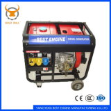 GB7500dg Luchtgekoelde Diesel van de Macht Generator voor Industrieel Gebruik