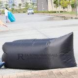 工場価格210tのナイロンたまり場のキャンプのための速く膨脹可能なスリープの状態である空気ベッド袋