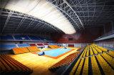 Estructura de acero del braguero del espacio para el estadio