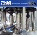 Tipo giratório 3 linha de enchimento do equipamento e de engarrafamento da água in-1 para o frasco do animal de estimação 5L