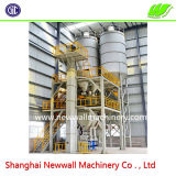 20tph Full Automatic Waterproof Mortar Mix Plant