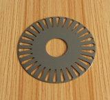 Rotor de moteur (YY-Z1) utilisé dans le faisceau de fer de tôle d'acier de silicium de rotor et de moteur