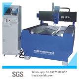Máquina de estaca de alta velocidade da gravura do router do CNC do alumínio