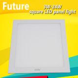Iluminação de painel futura 3W-24W do diodo emissor de luz do quadrado da iluminação