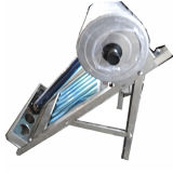 Colector solar del tubo miniatura del acero inoxidable