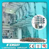 Garantia de qualidade fácil Manter a linha de fabricação de pellets para alimentação de peixe