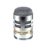 Microfono del corpo del metallo del condensatore collegato professionista
