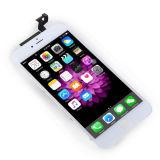 "Белый агрегат индикации касания цифрователя экрана LCD для iPhone 6splus 5.5 """