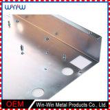 Het ElektroKabinet van de Huishoudapparaten van het Messing van de Machines van het Lassen van de Doos van de Bijlage van het metaal